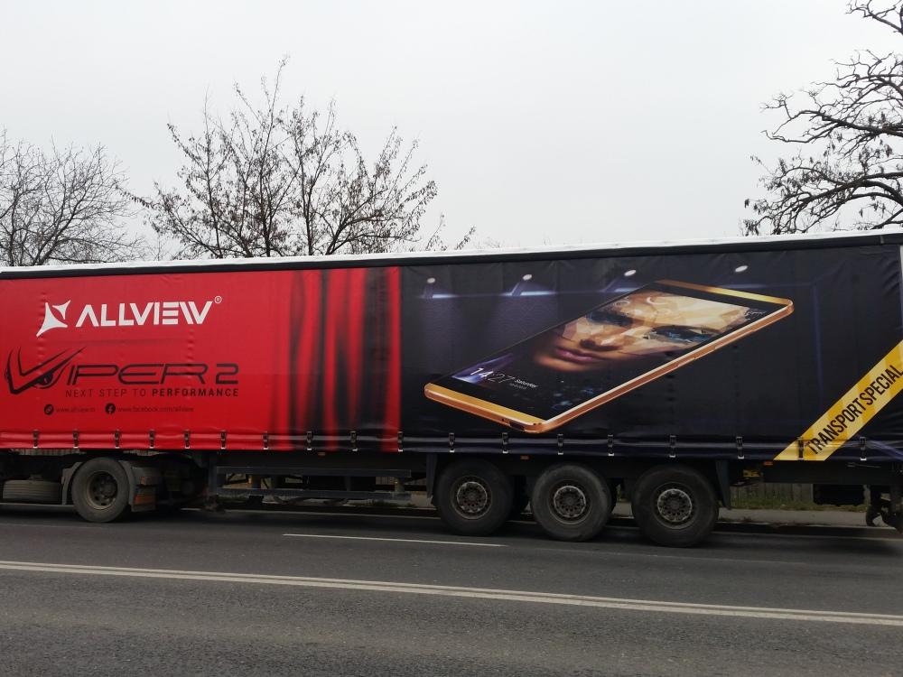 prelata camion tir