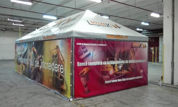 Cort Expozitional – ideal pentru afacerea ta!